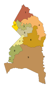prince georges county map councilmanic districts prince george s county legislative branch md