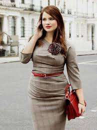 business casual dress for plus size women naf dresses