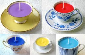 tea cup candles scraphacker