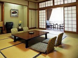 minimalist home interior decor high gloss orange wood finished