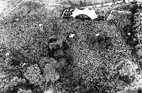At Hyde Park Musicmoments Concert At Hyde Park 1976 The Site
