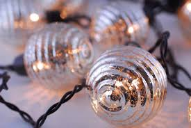 mercury glass string lights lights mercury glass string light end to end 6ft 10ct outdoor