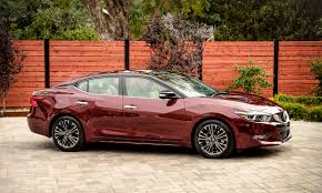 nissan maxima 2015 2016 nissan maxima first drive review autonxt
