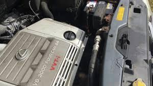 lexus rx 330 kansas city 2001 lexus rx300 engine running 1669757 youtube