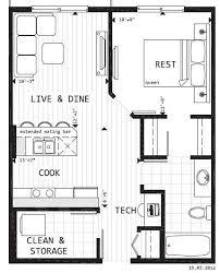 Marvelous Design Inspiration House Floor Plans 36 X 20 10 X 40 800