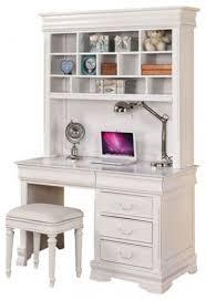 White Computer Desk With Hutch Sale Alluring White Computer Desk With Hutch Acme Classique Regarding