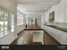 kitchen with large island white kitchen large island image u0026 photo bigstock