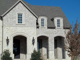 house landscaping grey brick spanish bay by acme brick