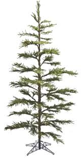 prelit tree artificial 7ft x 57in pistol pine pre lit