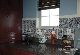 mexican tile kitchen backsplash mexican tile backsplash ideas for kitchen designyou