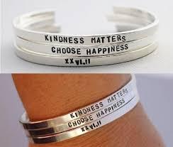 personalized cuff bracelet sterling silver classic open bangle edina jewelry