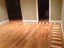 golden hardwood floors