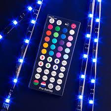 pro multi color led lighting kit thinkgeek