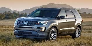 ford explorer trunk space 2018 ford explorer towing trunk space petalmist com
