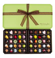 50pc signature chocolate gift box norman confections