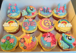 my pony cupcakes sweetheartscupcakery on my pony cupcakes by