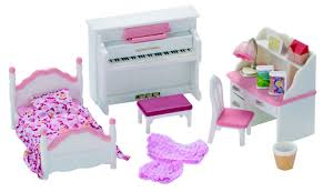 Bedroom Sets In A Box Sylvanian Families Girls Bedroom Set Sylvanian Families Classic