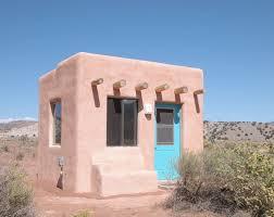 adobe house tiny adobe casita house design home plans blueprints 21701