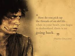 lotr quote shared by on we it