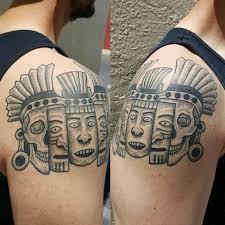 105 symbolic mayan tattoo ideas u2013 fusing ancient art with modern