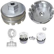 lexus ls 460 oil filter change oil filter housing tool remover cap wrench 14 flutes for lexus