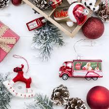 buy kurt s adler coca cola truck tree decoration amara