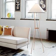West Elm Tripod Table California Cool Commune U0027s New Collection For West Elm Remodelista