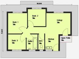 simple 3 bedroom house plans house plans bedroom plan keralaingle floor onetory australia home