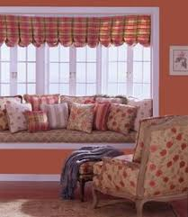 Window With Seat - window treatments for bay windows with seat pillows just to design
