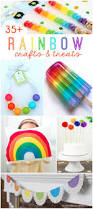 Rainbow Home Decor by 159 Best Rainbow Crafts Images On Pinterest Rainbow Crafts