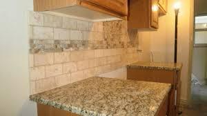 kitchen backsplash travertine tile travertine subway backsplash tile idea backsplash com incredible