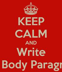 Body paragraphs of an essay    Essayfield com write your body paragraphs
