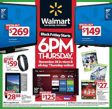 walmart black friday ad preview mending the piggy bank