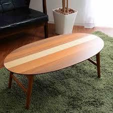 tavolo ovale legno pieghevole tavolo divano mobili contemparay basso centro tavolino