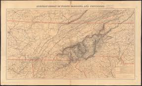 Map Of Tennessee And North Carolina by Mountain Region Of North Carolina And Tennessee Norman B