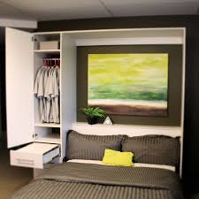Small Penthouses Design Penthouse Murphy Bed With Hutch Luxury Murphy Bed Bredabeds