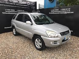 used kia sportage 2005 for sale motors co uk