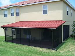 Screen Porch Designs For Houses Screen Room Orlando Superior Aluminum