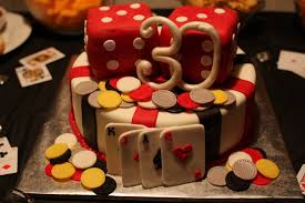 birthday ideas for husband in vegas image inspiration of cake