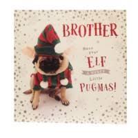 pug cards i love pugs