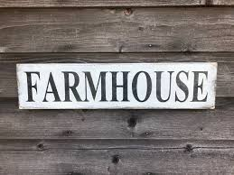 Wood Signs Home Decor Farmhouse Sign Farmhouse Decor Primitive Home Decor Rustic Home