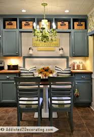 Top Of Kitchen Cabinet Ideas Decorating Above Kitchen Cabinets With Vaulted Ceilin