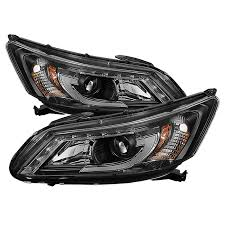 What Are Drl Lights Spyder Auto Honda Accord 2013 2015 4dr Projector Headlights