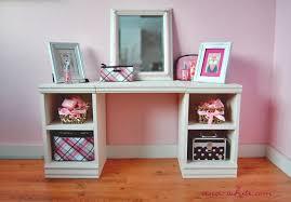 Diy Vanity Table White Play Vanity Diy Projects