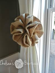 curtain ties ideas business for curtains decoration
