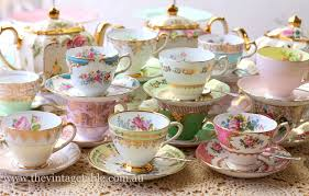 vintage high tea baby shower choice image baby shower ideas