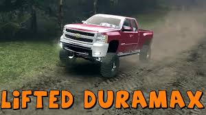 spin tires mod review chevy silverado 2500hd duramax diesel
