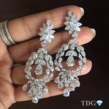 chandelier diamonds pin by ely on fashion chandelier earrings