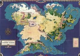 entire middle earth map entire middle earth map major tourist attractions maps