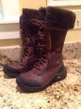 s thomsen ugg boots ugg thomsen brown waterproof leather boots us 8 eur 39